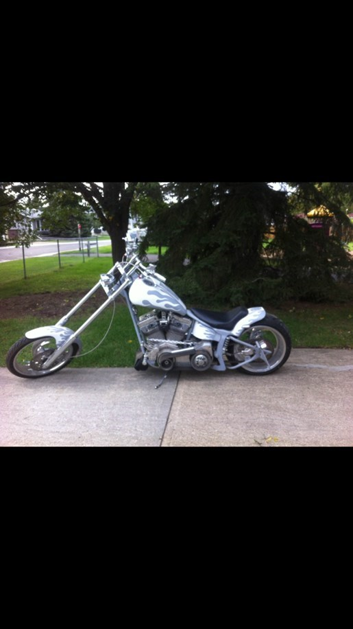 2015 Custom built Chopper Custom built Chopper Photo 1 sur 2