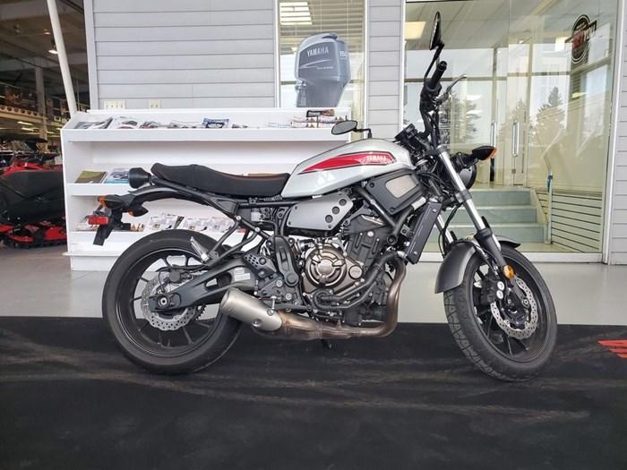 2019 Yamaha XSR700 Photo 1 of 4