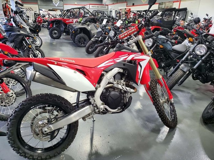 2019 Honda CRF450L Photo 3 of 7
