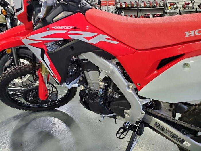 2019 Honda CRF450L Photo 5 of 7