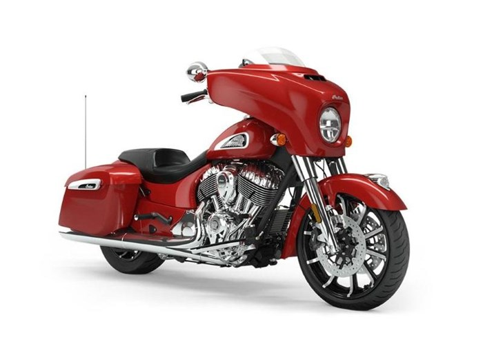 2019 Indian Motorcycle® Chieftain® Limited Ruby Metallic Photo 1 of 8