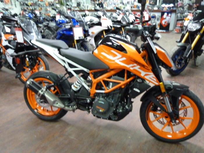 Ktm Dealers Ontario >> KTM 390 Duke 2019 New Motorcycle for Sale in Fenwick ...