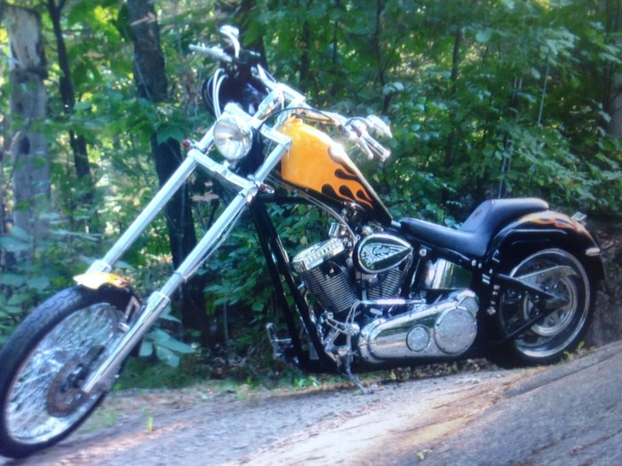 2002 Indian Scout 100 Anniversary Indian Photo 2 sur 4