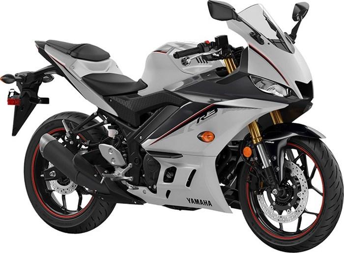 2020 Yamaha YZF-R3 Photo 15 of 23