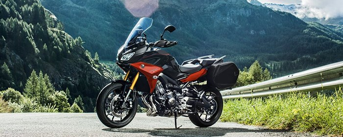 2020 Yamaha Tracer 900 GT Photo 2 sur 20