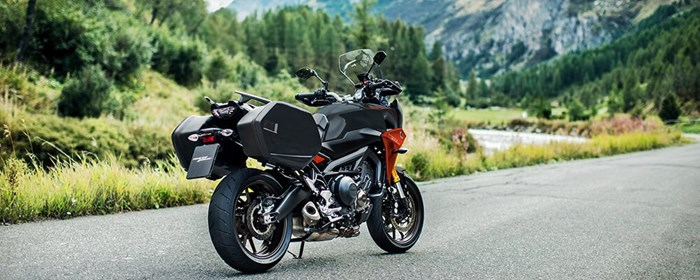 2020 Yamaha Tracer 900 GT Photo 7 sur 20