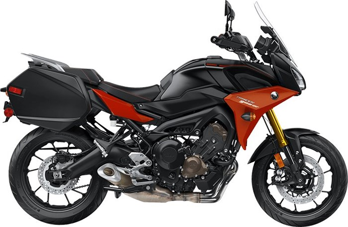 2020 Yamaha Tracer 900 GT Photo 15 sur 20