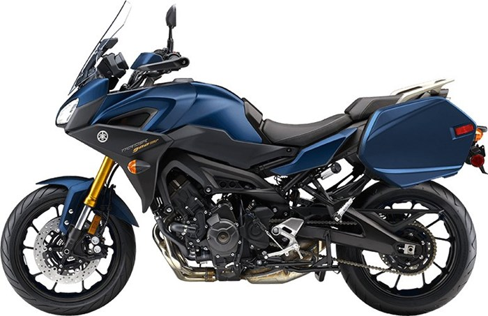 2020 Yamaha Tracer 900 GT Photo 19 sur 20