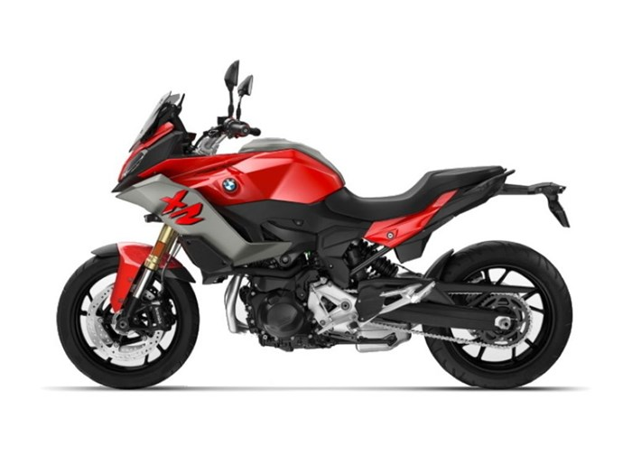 2020 BMW F 900 XR Racing Red Photo 12 of 12