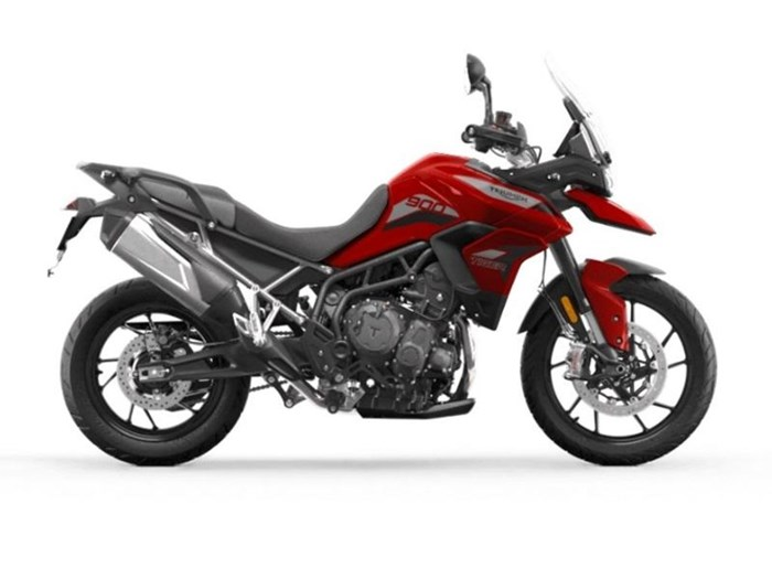 2020 Triumph Tiger 900 GT low Korosi Red Photo 2 of 3