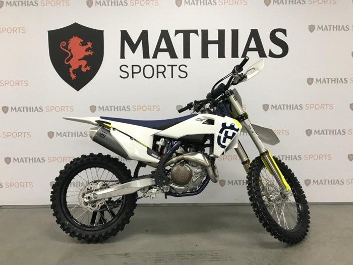 2019 HUSQVARNA FC 450 Photo 1 of 15