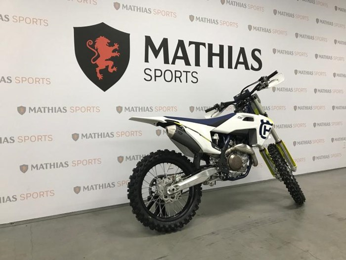 2019 HUSQVARNA FC 450 Photo 2 of 15