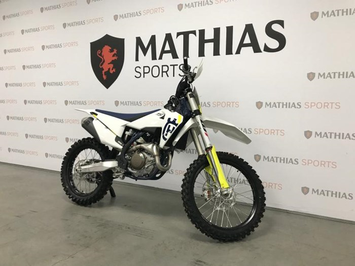 2019 HUSQVARNA FC 450 Photo 3 of 15