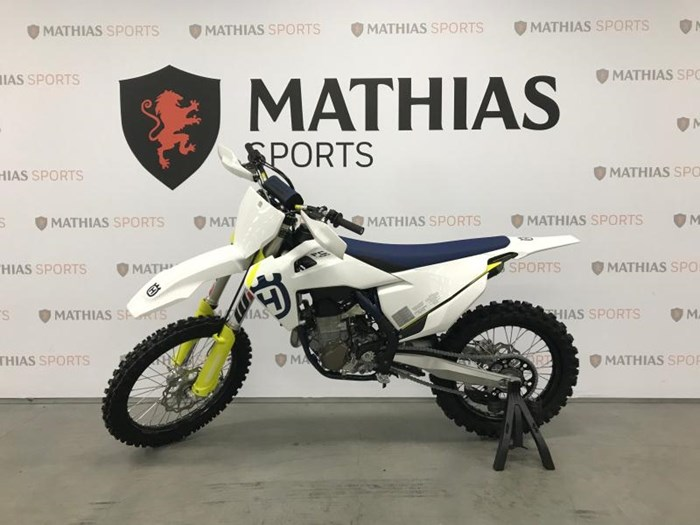 2019 HUSQVARNA FC 450 Photo 4 of 15