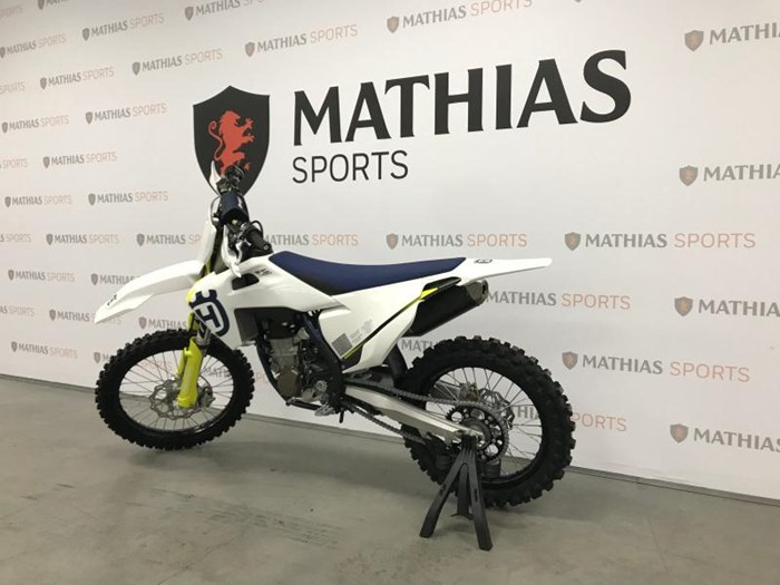 2019 HUSQVARNA FC 450 Photo 6 of 15