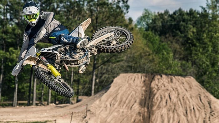 2019 HUSQVARNA FC 450 Photo 12 of 15