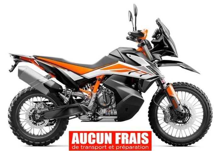 KTM 790 ADVENTURE R 2020 NEW MOTORCYCLE FOR SALE IN SAINT-MATHIAS-SUR-RICHELIEU