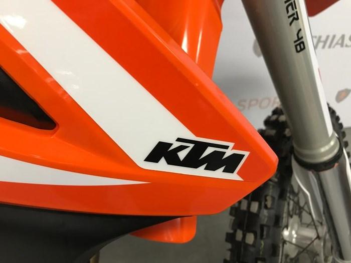 2018 KTM 350 SX-F Photo 7 of 21