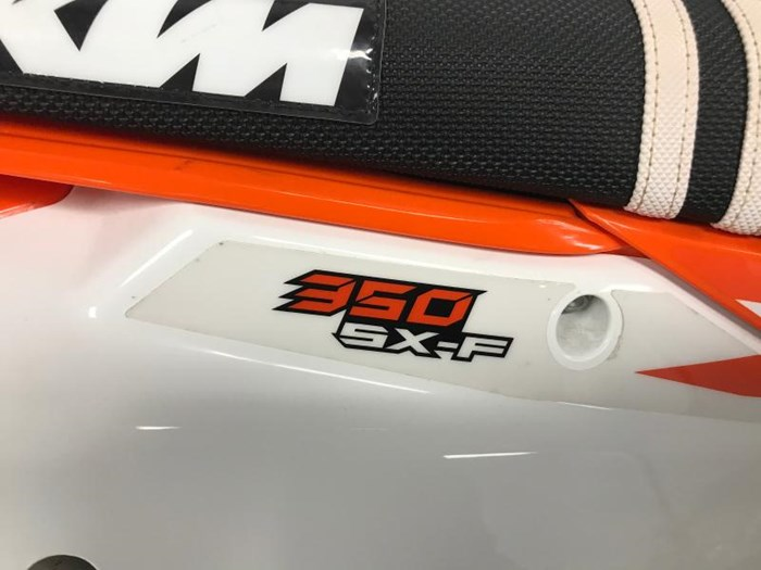 2018 KTM 350 SX-F Photo 8 of 21