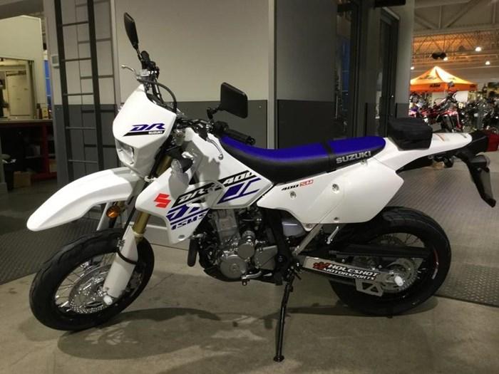 2020 Suzuki DR-Z400SM Photo 1 of 6