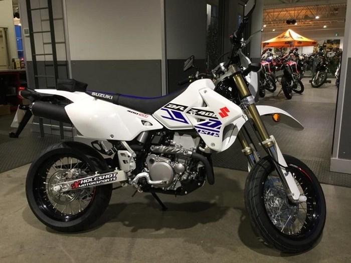 2020 Suzuki DR-Z400SM Photo 3 of 6