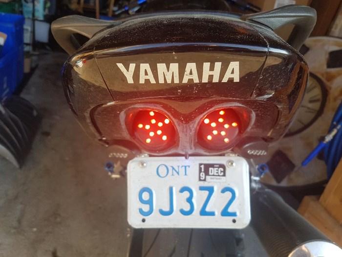 2001 Yamaha YZF Photo 4 of 6