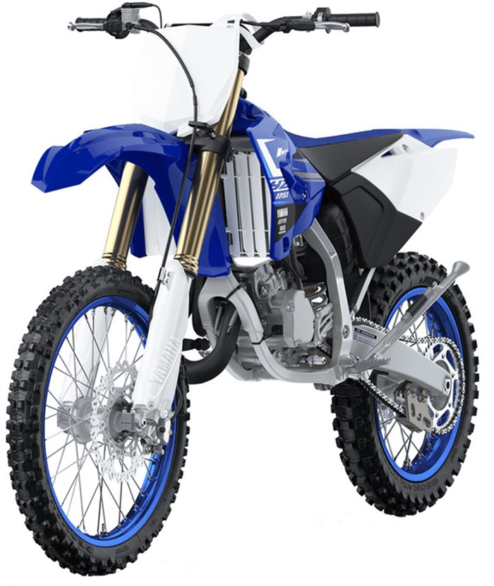 2020 Yamaha YZ125X Photo 1 sur 8
