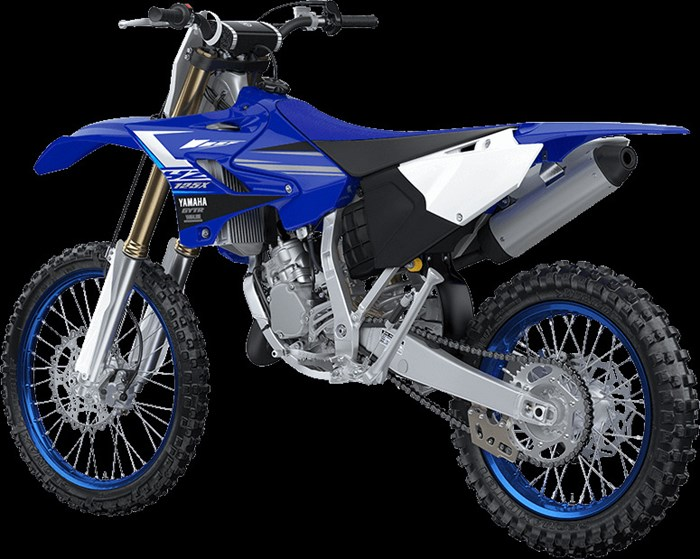 2020 Yamaha YZ125X Photo 4 sur 8