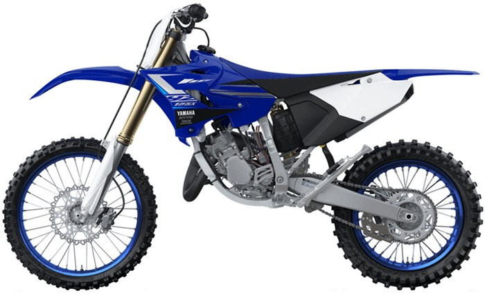 2020 Yamaha YZ125X Photo 5 sur 8