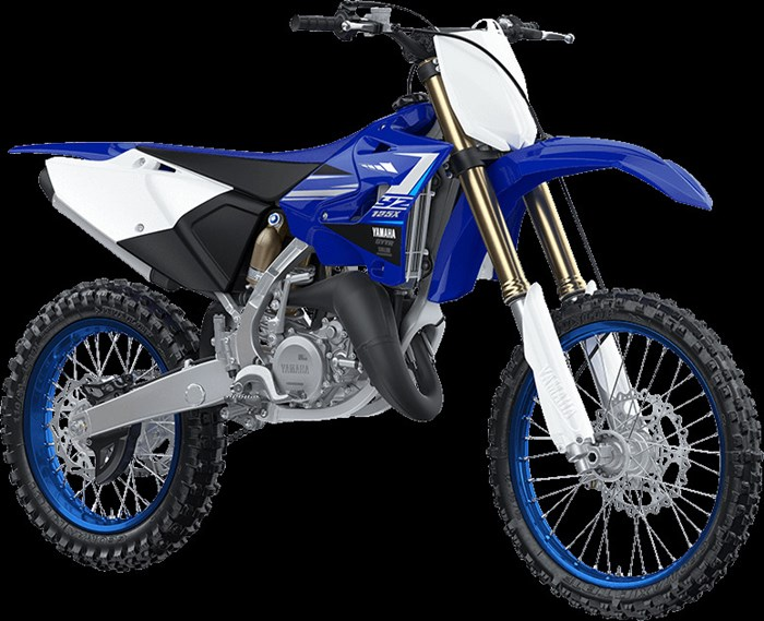 2020 Yamaha YZ125X Photo 6 sur 8