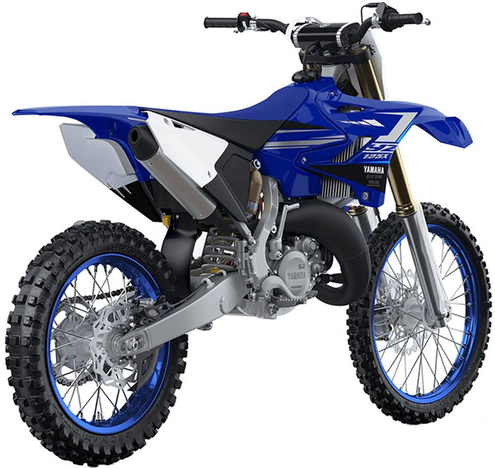 2020 Yamaha YZ125X Photo 7 sur 8