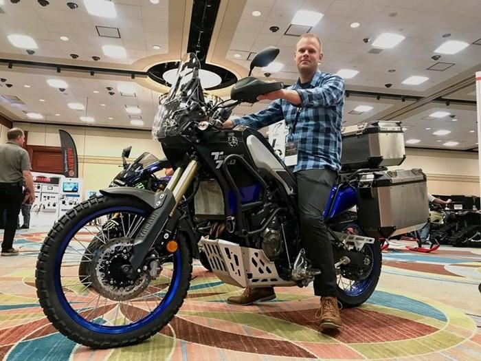 2021 Yamaha Tenere 700 Photo 2 of 16