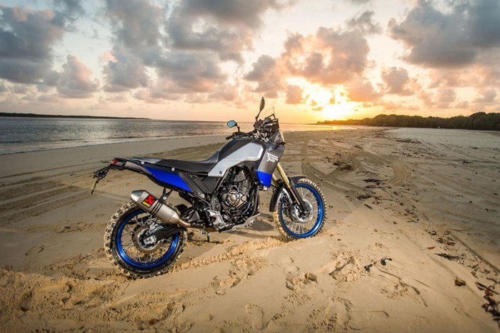 2021 Yamaha Tenere 700 Photo 8 of 16