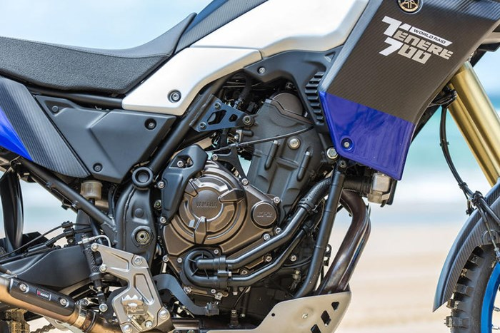 2021 Yamaha Tenere 700 Photo 13 of 16