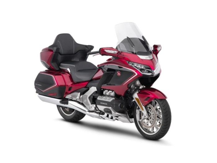 2019 Honda Gold Wing Tour DCT Airbag ABS Photo 1 of 1