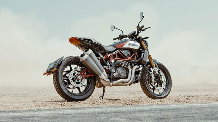 2019 INDIAN FTR 1200 S RED OVER STEEL GRAY Photo 13 sur 13