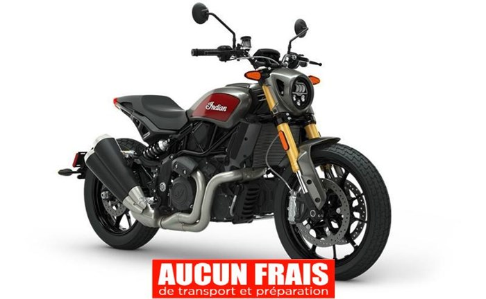 2019 INDIAN FTR 1200 S RED OVER STEEL GRAY Photo 1 sur 13