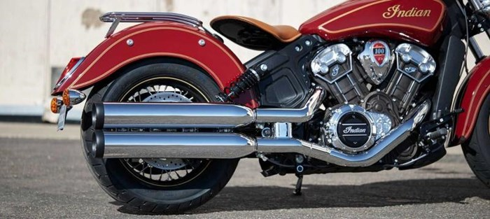 2020 INDIAN Scout 100th Anniversary Indian Photo 3 of 8