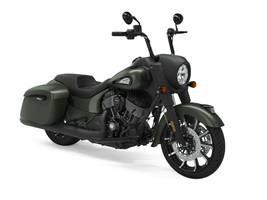 2020 Indian Motorcycle® Springfield® Dark Horse® Sagebrush Smoke Photo 1 of 1