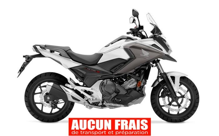 2020 Honda NC750X (STANDARD) - BLANC Photo 1 of 1
