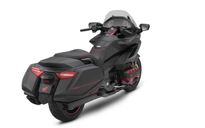 2020 Honda GOLD WING - NOIR Photo 4 of 4