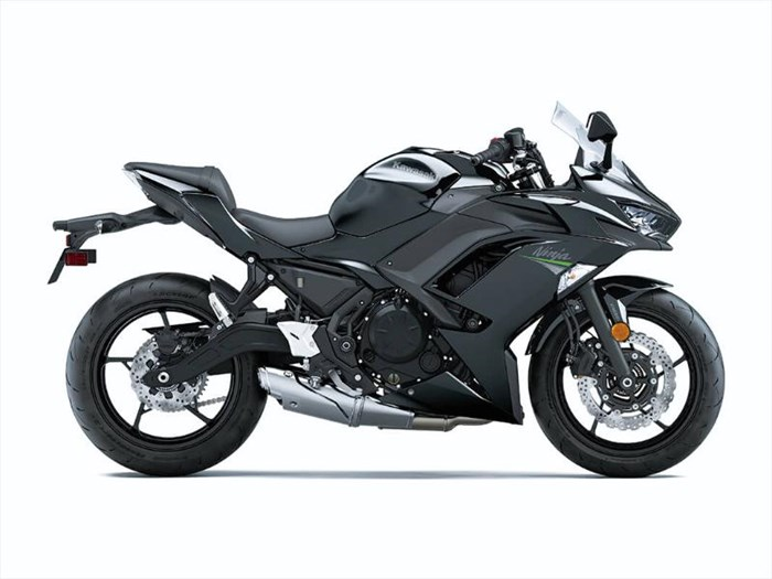 2020 Kawasaki NINJA 650 ABS - METALLIC SPARK BLACK Photo 3 of 3