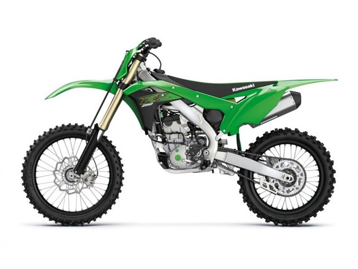 2020 Kawasaki KX250 Photo 1 of 3