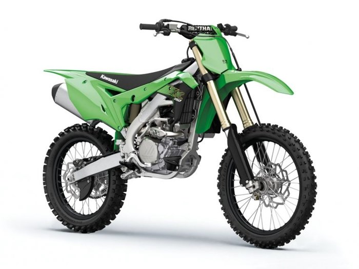2020 Kawasaki KX250 Photo 2 of 3