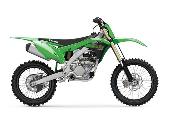 2020 Kawasaki KX250 Photo 3 of 3