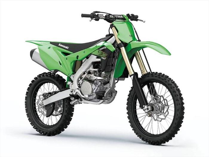 2020 Kawasaki KX250 Photo 2 of 24