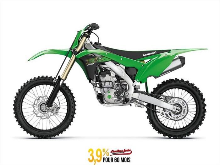 2020 Kawasaki KX250 Photo 1 of 24