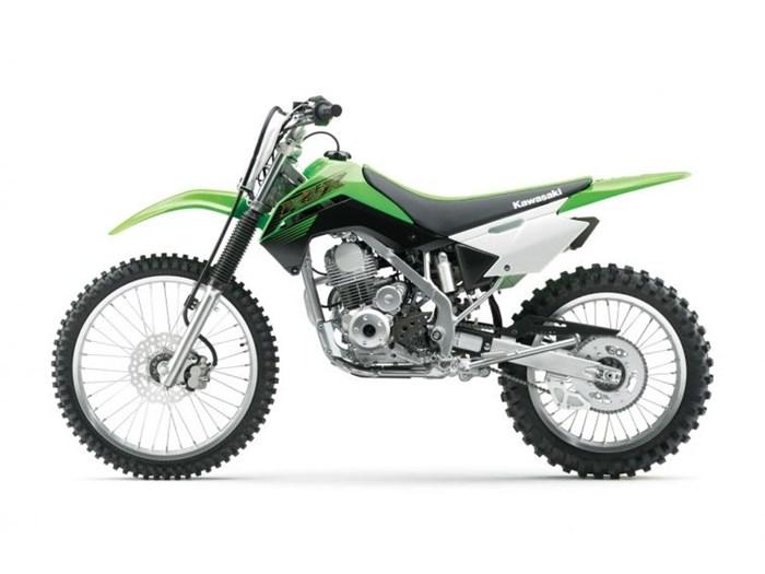 2020 Kawasaki KLX140G Photo 1 of 3