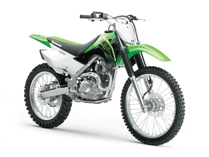2020 Kawasaki KLX140G Photo 2 of 3