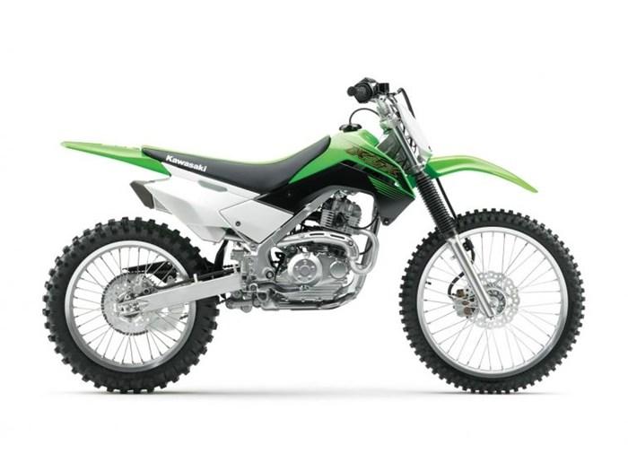 2020 Kawasaki KLX140G Photo 3 of 3